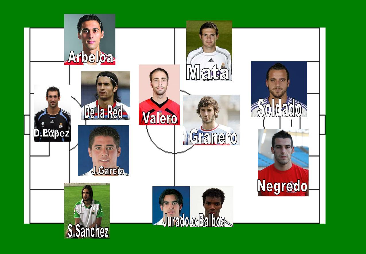 El real madrid tiene la segunda mejor cantera futbol stica - Tarimas del mundo madrid ...